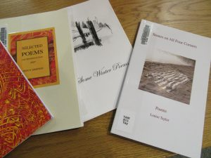 Tamworth poetry books