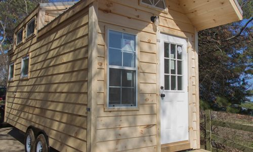 Save the date for Tiny Houses talk on Sept. 14