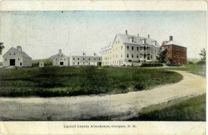 Carroll County Almshouse