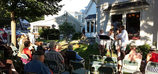 Music on the Lawn 2016