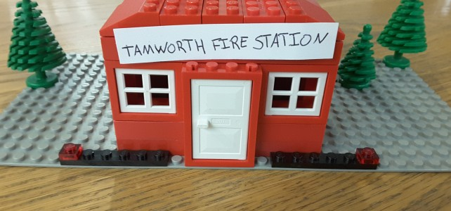 Lego Build: Tamworth Village