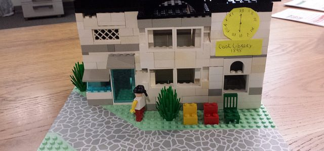 Lego Cook Library