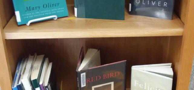 Poetry books by mary oliver