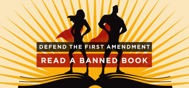 Why talk about banned books?