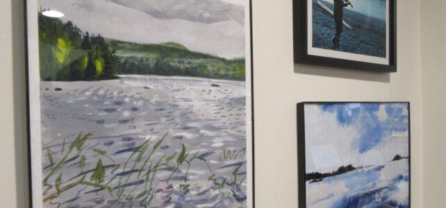 """All Things Water"" community art exhibit"