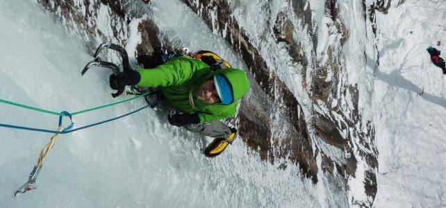 Ten Years of Climbing and Expeditioning