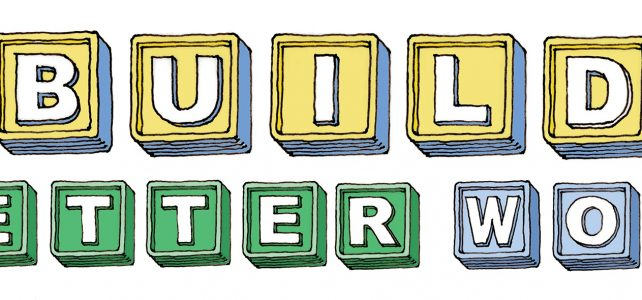 """Build a Better World"" is summer reading program theme"