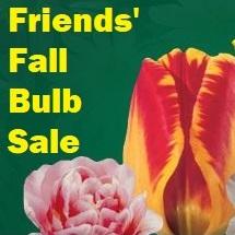 Friends' Fall Bulb Sale Fundraiser