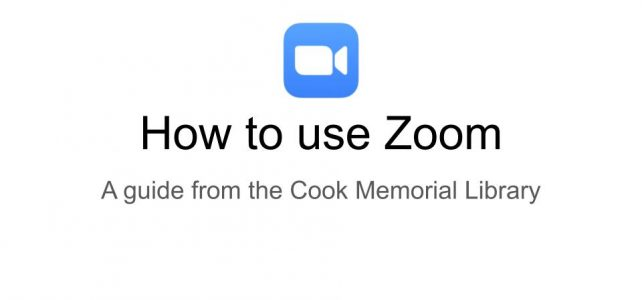 Tech Tuesday: Our guide to using Zoom