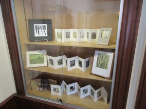 book arts mini exhibit