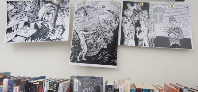 April art exhibits