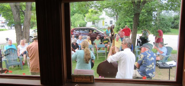 Music on the Lawn continues in August