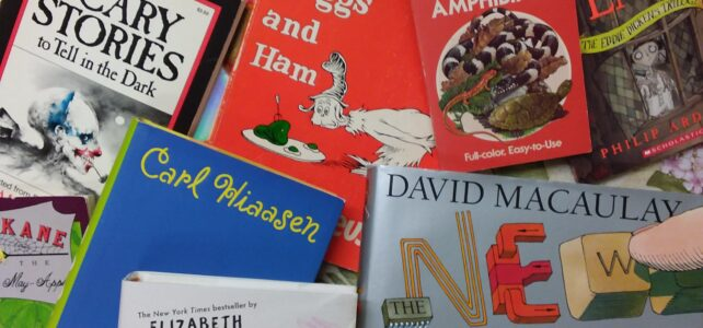 Front Lawn Kids' Book Giveaway Sept. 1