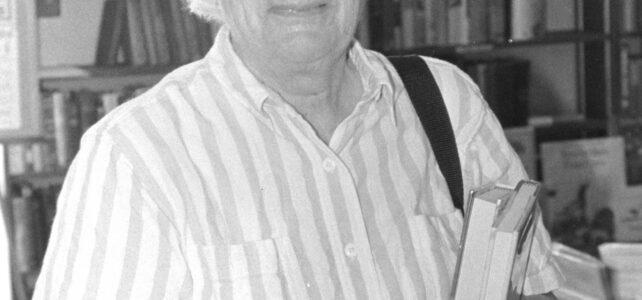 Remembering Jean Ulitz