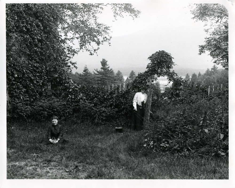 Near Chocorua Lake, ca. 1900
