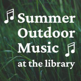 Summer Outdoor Music