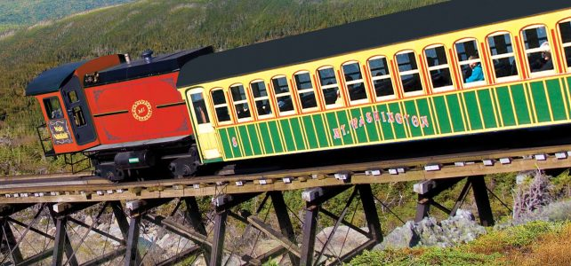 """First Out: My Life on the Mt. Washington Cog Railway 1974-1986"""