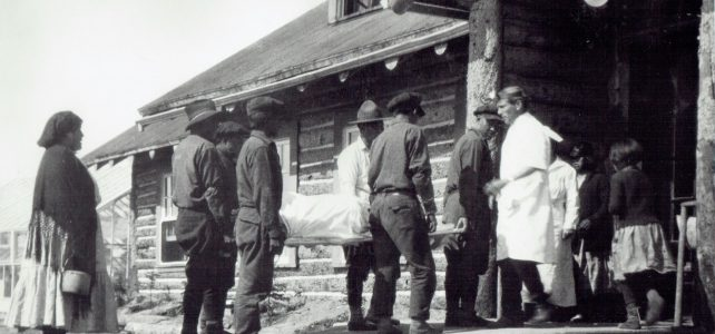 An Alaskan Hospital: The Story of Hap and Clara Burke