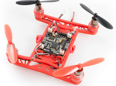 Community Project: Build a drone