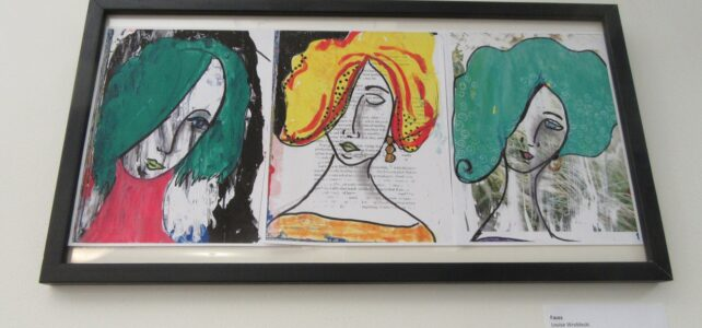 Seeing and Celebrating Faces – art exhibit and programs