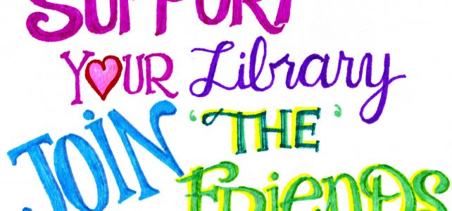 Friends of Cook Memorial Library holding membership drive