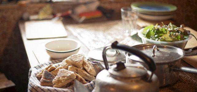 Shetland Tea Murder Mystery