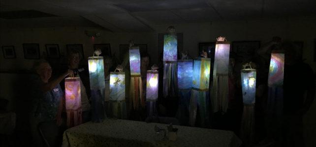 Winter Ecology Lantern-Making