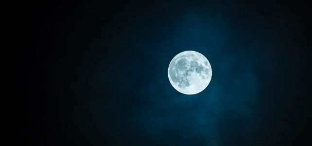 View the Super Blue Moon