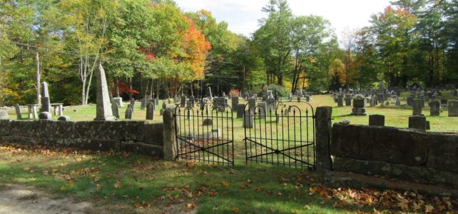 NH Cemeteries and Gravestones