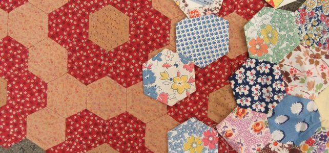 Sewing Craft: English Paper Piecing