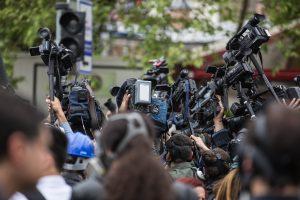 television cameras