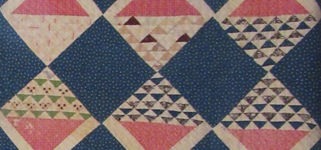 New England Quilts and the Stories They Tell
