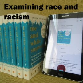 Examining race and racism discussion group