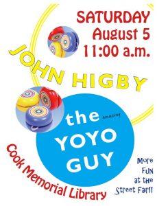 yoyo guy poster